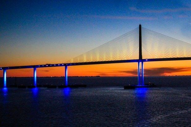 Skyway Bridge, Tampa