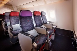 Virgin Australia 777-300ER economy seats